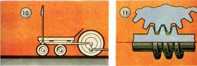 устройство скоростемера в локомотивах
