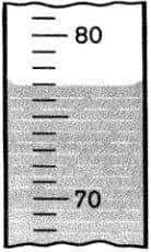 измерительный цилиндр