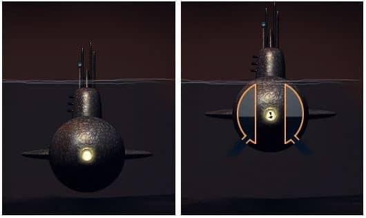принцип всплытия и погружения подводной лодки
